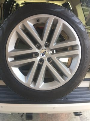 22in. OEM Ford Expedition/F150 tires and rims for Sale in San Jose, CA