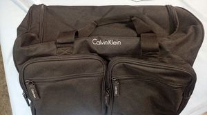 calvin klein duffle bag for Sale in Salt Lake City, UT