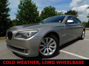 2011 BMW 750Lxi for Sale in Douglasville, GA