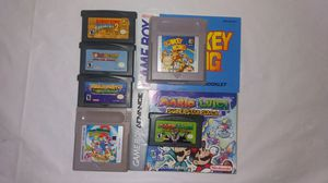 Mario, Yoshi, and Donkey Kong Game boy games for Sale in Westmont, IL