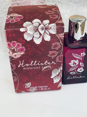 New Hollister girls perfume 1.7 $$$35 firm on price for Sale in Fontana, CA