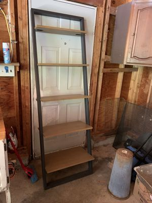 West Elm Large Ladder Shelf for Sale in Yarmouth, MA