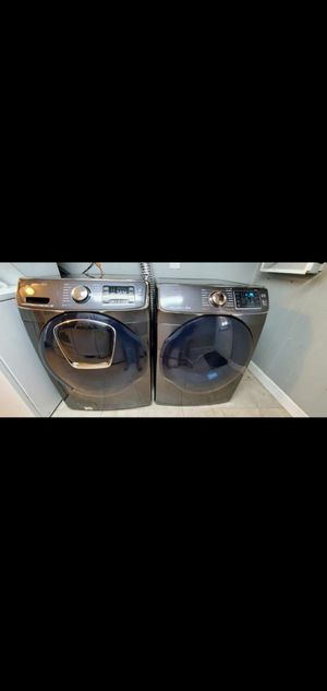NEW SAMSUNG SET OF WASHER AND DRYER for Sale in Woodbridge, VA