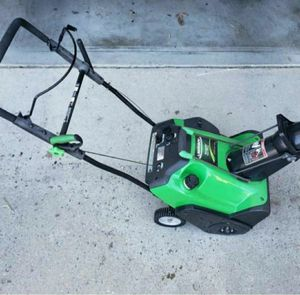 "Lawnboy insight 20"" snowthrower for Sale in Sandy, UT"