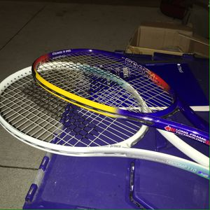 I forgot the brand but they are new tennis rackets. If interested make offer for Sale in Livonia, MI