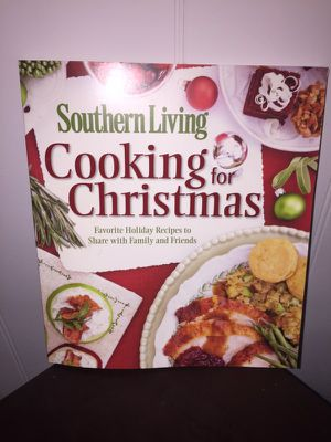 Southern Living Christmas Cook Book for Sale in Gambrills, MD