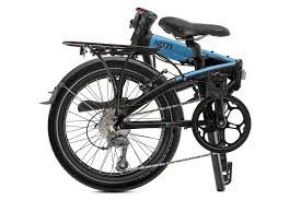 Term Link D8 2015 - Black/Blue Folding Bike for Sale in Tacoma, WA