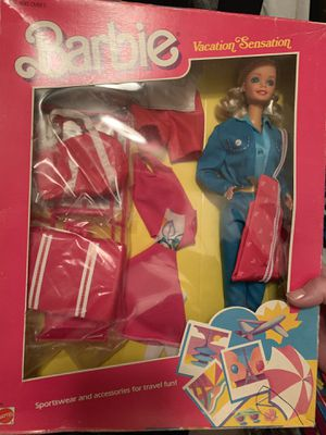 1986 Vacation Sensation Barbie for Sale in Oakley, CA