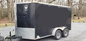 Diamond Cargo 7x12 Enclosed Trailer for Sale in Greenwood, DE