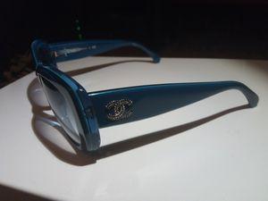 Blue Chanel Sunglasses for Sale in Griffin, GA
