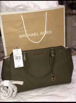 0563cc2168c8 Brand New MK purse. Olive green color for Sale in Phoenix