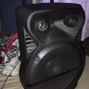 Sound pro speaker for Sale in The Bronx, NY