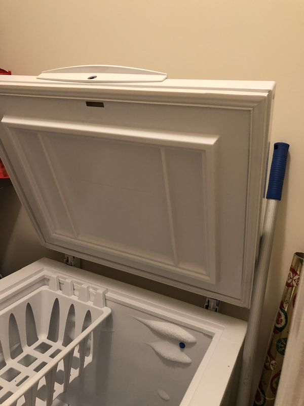 Freezer in good condition