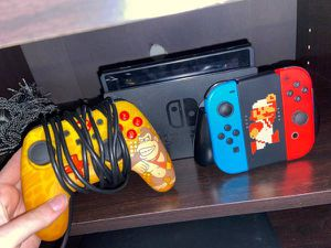 Nintendo switch modded with homebrew installed for Sale in Henderson, NV