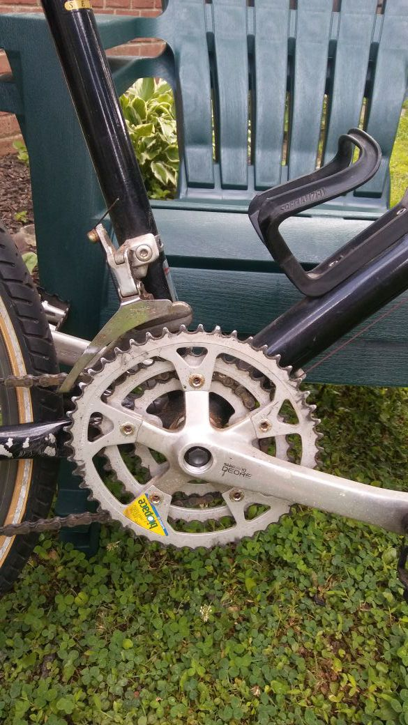 Vintage Cannondale Bike
