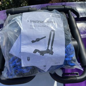 Thule Hall-a-port J Style Kayak Carrier Set 848 for Sale in Polk City, FL