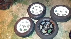 14 in tires n rims for Sale in West Covina, CA