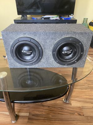 6.5 ct sounds speakers meso for Sale in Las Vegas, NV