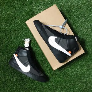 Off White Nike Blazers Grim Reaper for Sale in Kent, WA