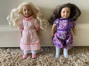 American Girl mini dolls for Sale in Waxhaw, NC