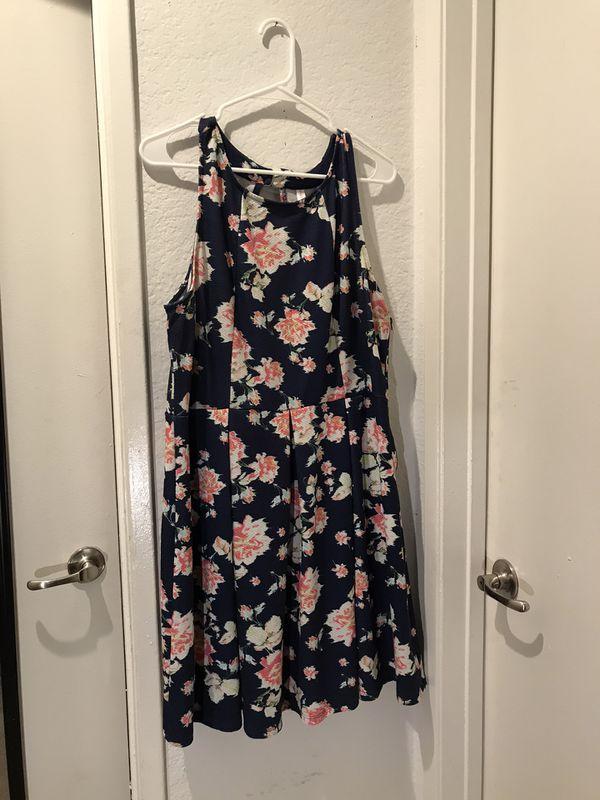Dress 2xl