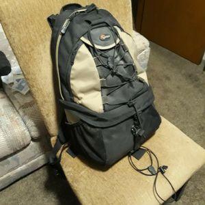 Lowepro Backpack Camera Bag for Sale in Seattle, WA