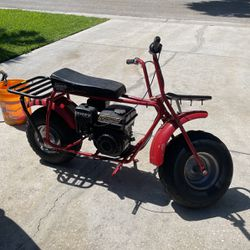 Coleman CT200U Mini Bike for Sale in Fort Myers,  FL