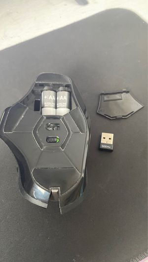 logitech g602 wireless gaming mouse for Sale in Clinton Township, MI