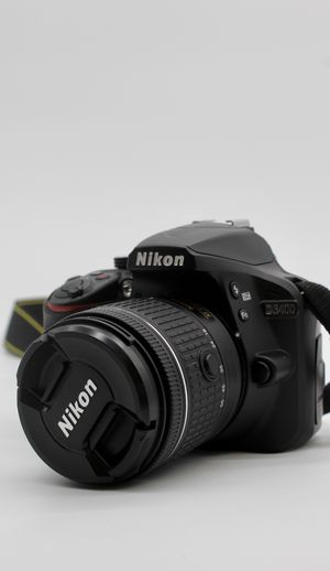 Nikon 3400 with 18-55mm Lens for Sale in Tampa, FL