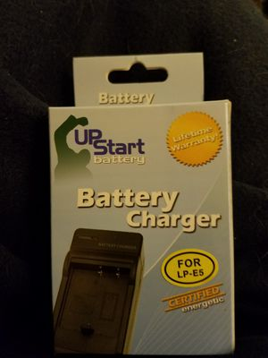 Camera Battery Charger for Sale in Baton Rouge, LA