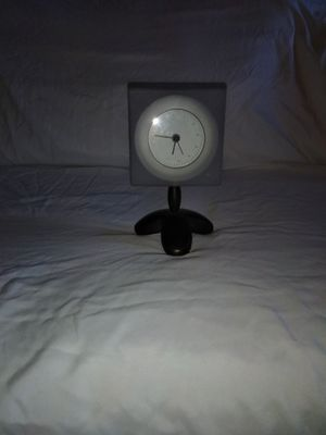 Micheal Graves Faux Bronze Tripod Desk Alarm Clock for Sale in Grand Prairie, TX