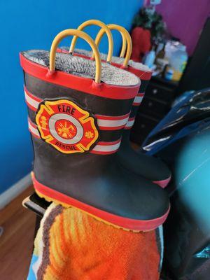 Rain boots size 13 for Sale in Santa Ana, CA