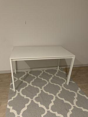 Ikea meltorp table for Sale in Seattle, WA