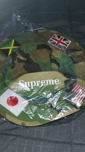 Supreme flags boonie for Sale in Escondido, CA