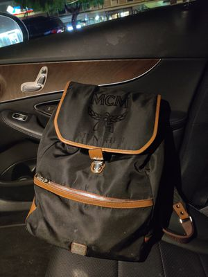 Mcm backpack for Sale in San Francisco, CA