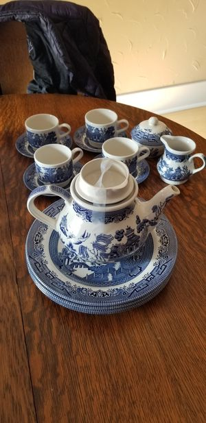 Churchill China for Sale in Dryden, WA