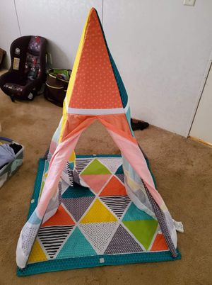 Baby play tent and walker for Sale in Clanton, AL