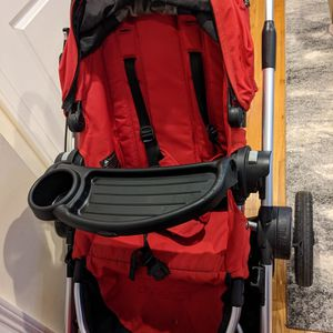 Baby Jogger City Select Second Seat (Include Travel Tray) for Sale in Boston, MA