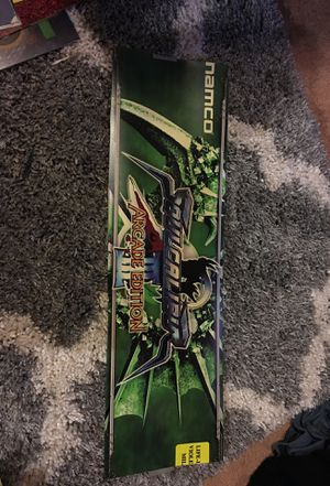 Soul Caliber 2 Arcade Video Game Marquee for Sale in Yorba Linda, CA