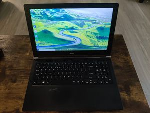 Acer Aspire V Nitro Black Edition gaming laptop notebook for Sale in Los Angeles, CA