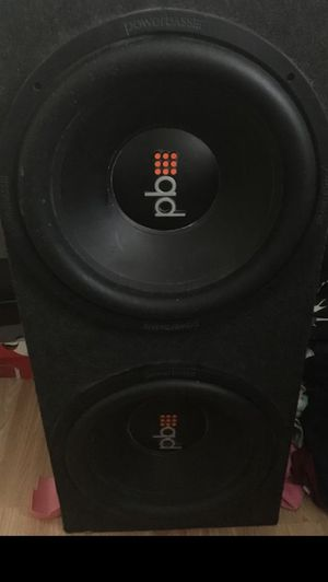 Speakers(15) for Sale in Chicago, IL