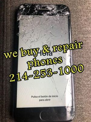 Iphone 6s screen for Sale in Richardson, TX
