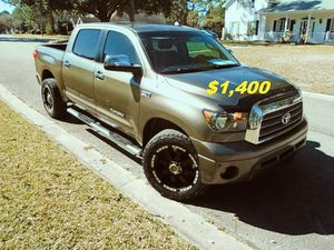 🌸🌸$14OO Selling my 2008 Toyota Tundra.🌸🌸 for Sale in Washington, DC