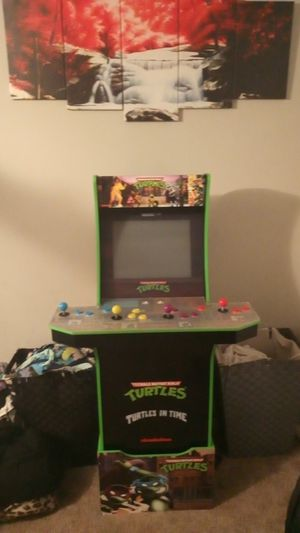 Ninja turtles arcade game for Sale in College Park, GA