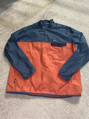 Patagonia L snap t men's windbreaker jacket for Sale in Portland, OR