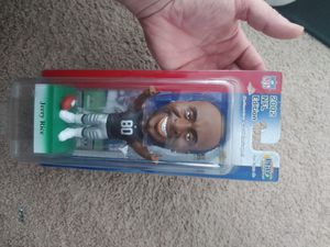 Raiders Jerry Rice collectible bobblehead for Sale in Pasco, WA