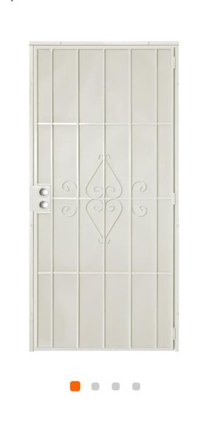 Single Door Security Screen Door for Sale in Las Vegas, NV