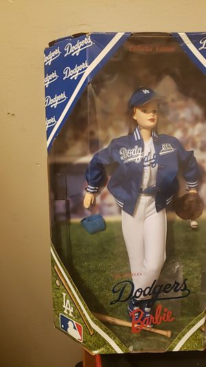 Dodger barbie for Sale in Palmdale, CA