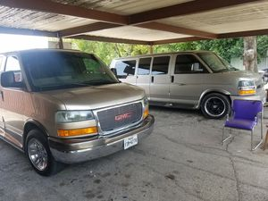 Chevy express van for Sale in Dallas, TX