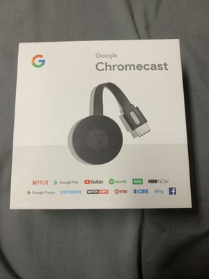 Chromecast for Sale in UPPER ARLNGTN, OH